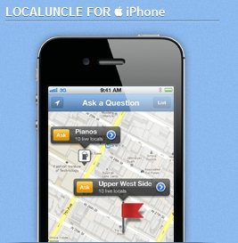 localuncle-application-iphone