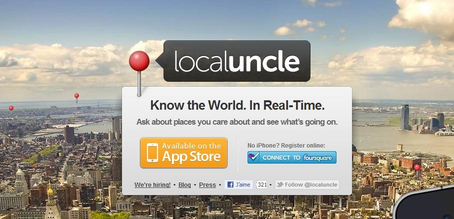 localuncle-geolocalisation