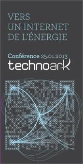 Vers un internet de l'énergie 2013 TechnoArk