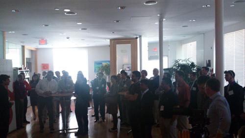 venture leaders boston 2013 networking