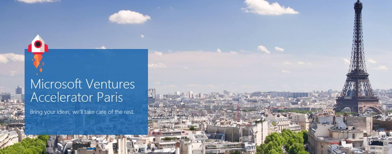 Microsoft Accelerator Venture Paris