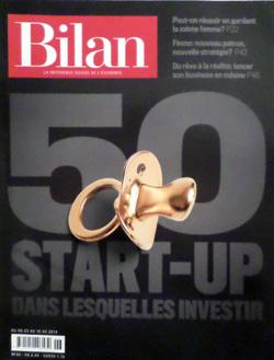 Dossier 50 startups dans lesquelles investir
