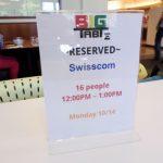 Swisscom challenge startup