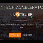 Programme accelarator Startup Atelier BNP Paribas
