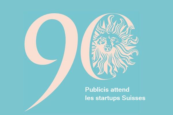 concours Start-up organisé par Publicis