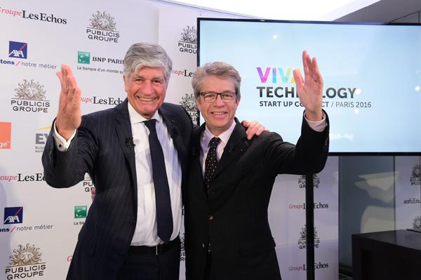 viva technology paris le 30 juin 2016