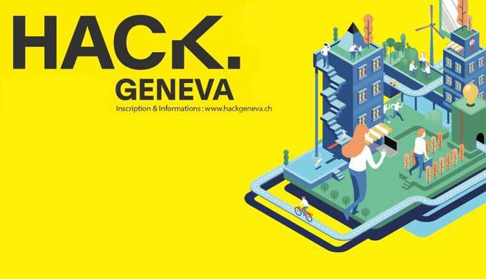 Hack Geneva - Startup Weekend - mai 2016