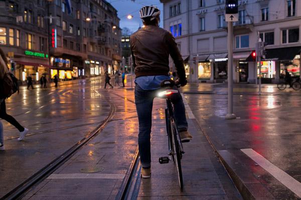 vélo - blinkers-blk - accessoire de vélo pour la sécurité des cyclistes