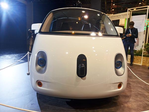 Google Car - Viva-Technology