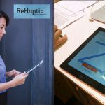 ReHaptix - rehabilitation progression