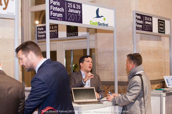 ParisFinForum-swiss-startup - Cash Sentinel