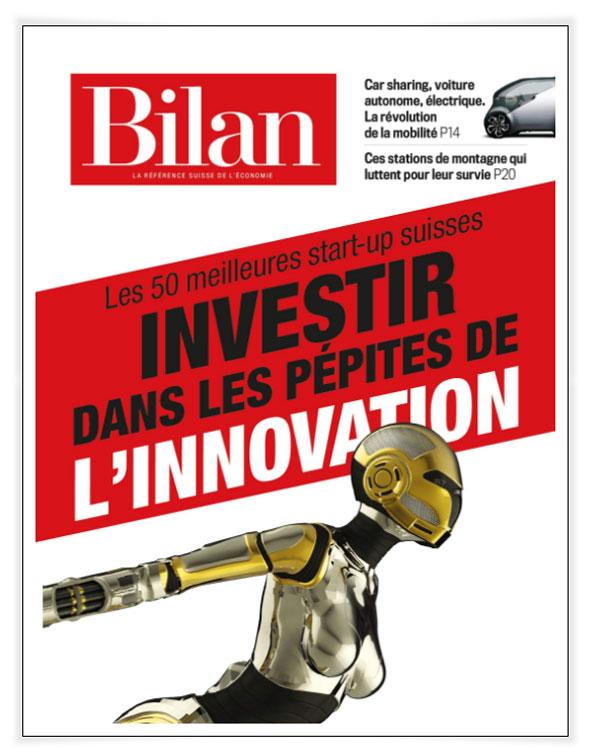 Bilan - startup - 2017