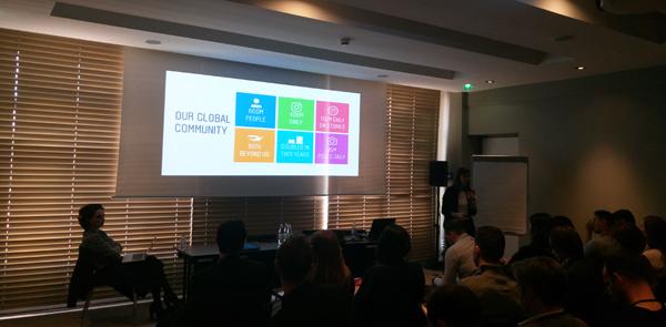 LeadersParis- 2017 - start-up