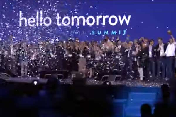 Hello Tomorrow - science et tech