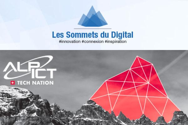 sommet du digital - 2018