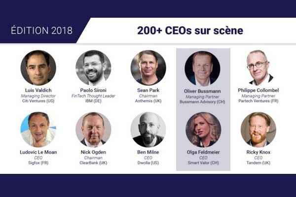Paris Fintech Forum 18