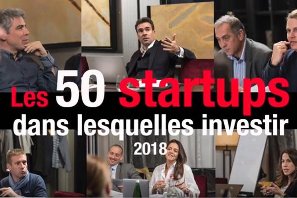 Bilan - 50 startups