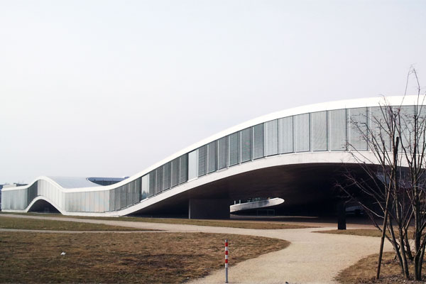 EPFL - Rolex learning Center
