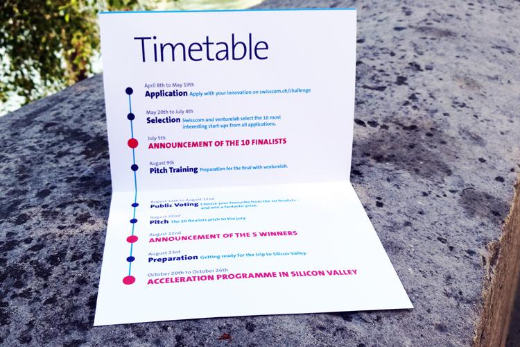 Swisscom Startup Challenge